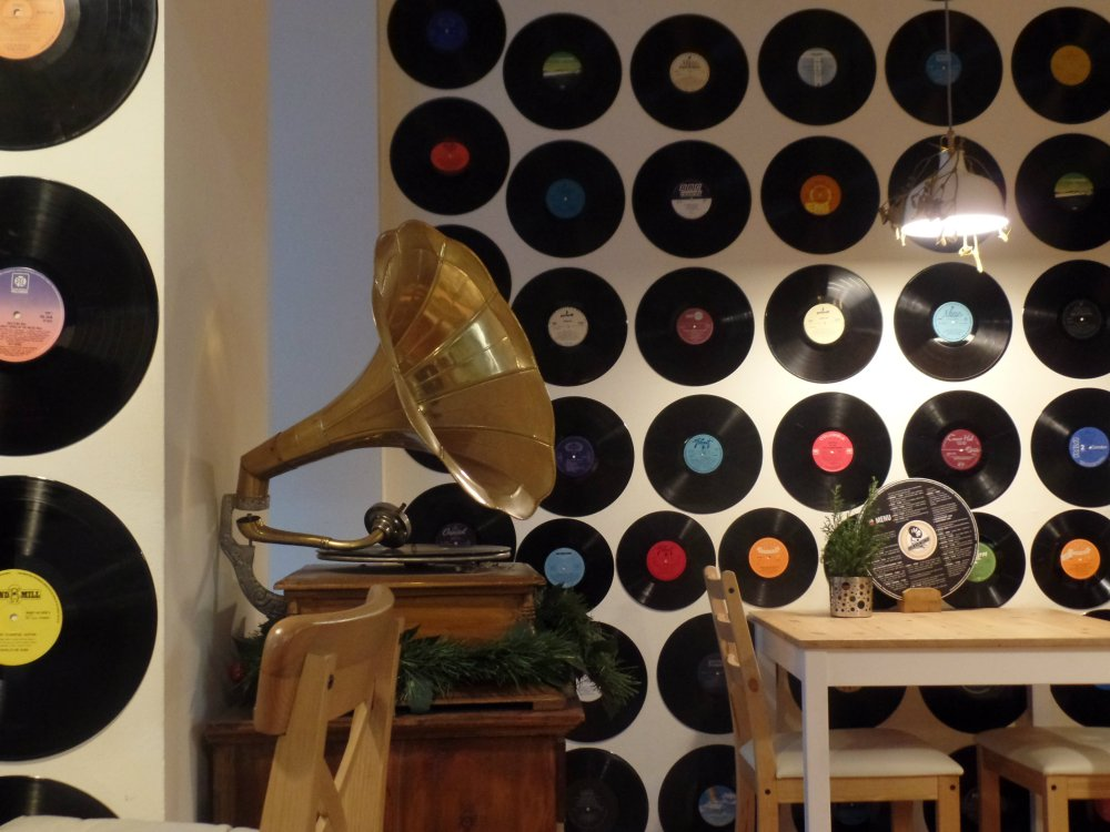 Gramofon