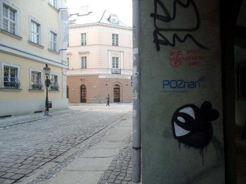 Poznan street art