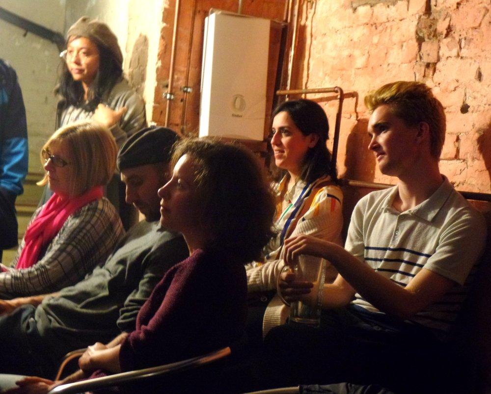 audience Berlin Spoken Word